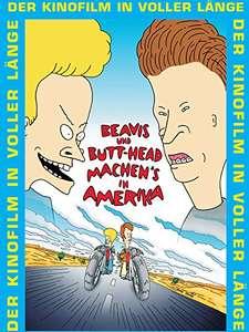 Beavis Und Butt-Head Machen's in Amerika (HD) für 3,99€ (Amazon Video und iTunes)