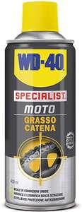 WD-40 Specialist MOTO Kettenspray 400ml 39788/46 für 3,97€ mit Prime