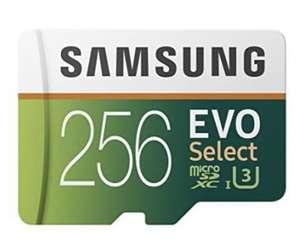 Samsung Select EVO 256gb