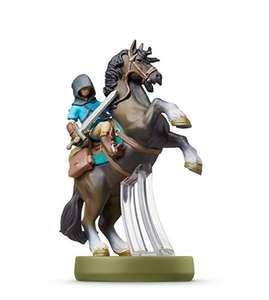 amiibo The Legend of Zelda Collection Link Reiter (Breath of the Wild) für 16,88€ (Amazon.es)