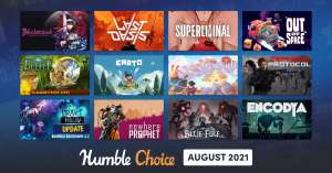 Humble Choice - August: Bloodstained: Ritual of the Night, Last Oasis, Superliminal, ...