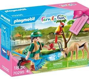 [Amazon Prime] Playmobil Geschenkset Zoo Family Fun