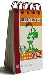 """Kinder Spiel """"Deutschland-Quiz""""- gratis"""