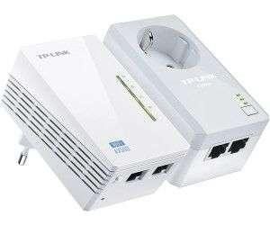 TP-LINK Powerline Adapter TL-WPA4226 Kit Powerline Adapter [Mediamarkt & Saturn Abholung]