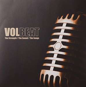(Prime) Volbeat - The Strength/The Sound/The Songs (Limited Glow In Dark Vinyl LP)