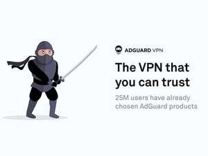 Adguard VPN 5 Jahre via Stacksocial