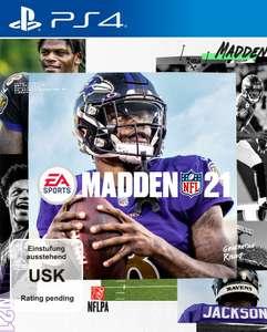 Madden NFL 21 für die X-Box One und PS4 zum Schnäppchenpreis bei Expert