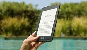 [Prime] Kindle Paperwhite 8GB lila/blau/grün WiFi mit Werbung