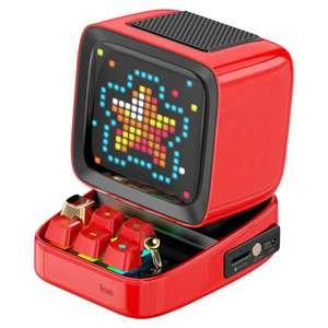 Divoom Ditoo Plus - 16x16 LED Display, Bluetooth Speaker, Mini Retro Spiele Konsole