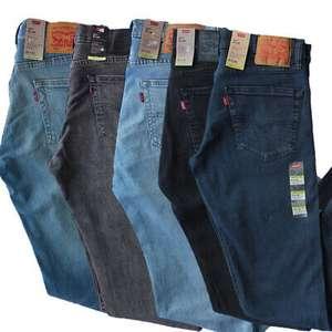 Levi's 511 Slim Stretch Jeans - 5 Farben - für 49,99€