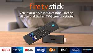 Fire TV Stick mit Alexa-Sprachfernbedienung 2021 Version
