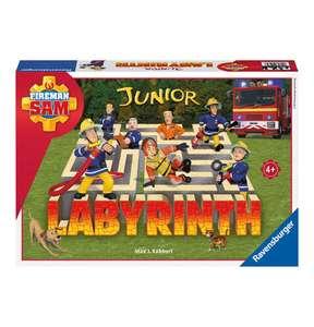 Ravensburger Feuerwehrmann Sam Spiel Labyrinth (4-8 Jahre, 2-4 Spieler, Spieldauer 15 min) für 12,99€ bei Abholung @Galeria oder + 5,95€ VSK