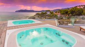 Mallorca, Spanien: Fergus Style Cala Blanca Suites 4* mit All inclusive z.B. 4 Nächte in der Suite (40 M²) für 322,50€ p.P (stornierbar)