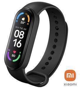 Xiaomi Mi Band 6 Fitness- & Aktivitätstracker für 33,99€ inkl. Versandkosten