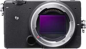 Sigma FP Systemkamera oder inkl. 45mm F2,8 Objektiv für 1703,33€ - VGP 2398,99€   UK Digital