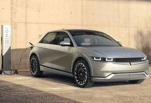 Privatleasing: Hyundai IONIQ 5 Elektro (72kWh / 306PS / Bafa) als konfigurierbarer Neuwagen für 379€ (eff 397€) monatlich - LF:0,69