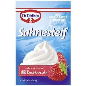 [Real offline] 3x Dr. Oetker Sahnesteif 5er Packung mit Coupon für 0,77€ (Stückpreis = ca. 0,26€)