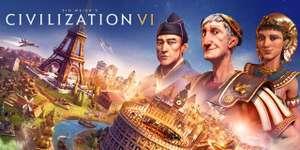 (Switch) Sid Meier's Civilization VI (Nintendo eShop)