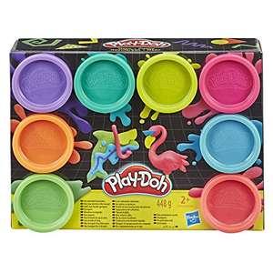 PlayDoh E5063ES1 8erPack mit Spielknete in 8 Neonfarben - Amazon Prime