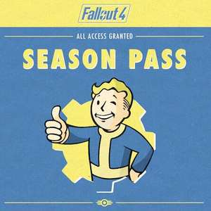 Fallout 4 Season Pass (PS4) für 7,49€ & (Xbox One) für 5,24€ (PSN Store)