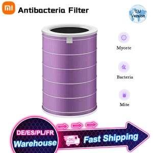 Original Xiaomi antibakterieller HEPA-Filter für Luftreiniger 2/2S/3/3H/Pro