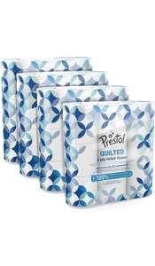 (Prime Spar-Abo) Amazon-Marke: Presto! 3-lagiges Toilettenpapier, 36 Rollen (9 x 4 x 200 Blätter)