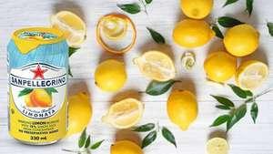 San Pellegrino Limonade aus Italien mit Fruchtsaft verschiedene Sorten 330ml für 0.44€ mit Marktguru Cashback [Kaufland bis 12.08]