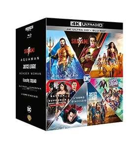 DC Comics Boxset mit 7 Filmen - OV (4K Blu-ray + Blu-ray) für 41,30€ inkl. Versand (Amazon.es)