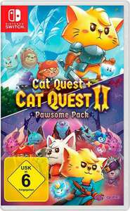 Cat Quest + Cat Quest II Pawsome Pack - Nintendo Switch