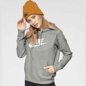 Nike Sportswear Essential Hoodie für Damen in grau (Gr. XS - M)