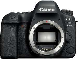 Canon EOS 6D Mark II Body (Amazon)