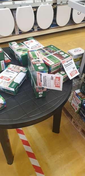 [Lokal] Hellweg Gütersloh Bosch Geräte Abverkauf