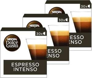 [Prime Sparabo] 90er Nescafé Dolce Gusto XXL-Vorratsboxen reduziert, z.B. Espresso Intenso