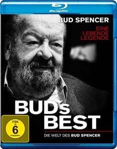 Bud's Best - Die Welt des Bud Spencer (Blu-ray) für 4,99€ (Müller Abholung)