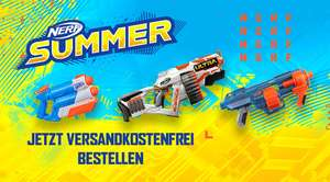 Diverse Hasbro Nerf/Super Soaker Angebote Versandkostenfrei, z.B. Hasbro Nerf Elite 2.0 Echo CS-10