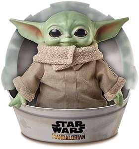 Baby Yoda 28cm Plüschfigur für 24,99 bei Amazon