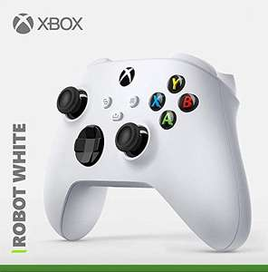 MICROSOFT Xbox Wireless Controller Robot White für 49,99€ inkl. Versandkosten