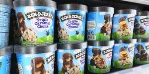 [Netto MD] Ben & Jerry's Eiscreme, versch. Sorten 465ml Becher für 2.99€