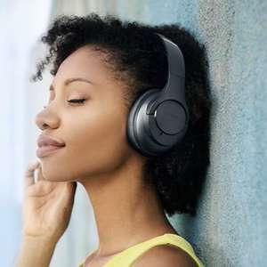 AUKEY EP-N12 Noise Cancelling Bluetooth Kopfhörer mit Hybrid-Geräuschunterdrückung schwarz für 30€ inkl. Versandkosten