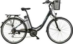 """Telefunken E-Bike 28"""" Citybike Pedelec 7-Gang Mittelmotor RC860 Multitalent, 36V/10.4Ah/100Km [B-Ware]"""