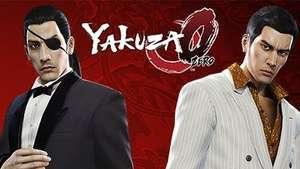 (Steam ) Yakuza 0 - Fanatical