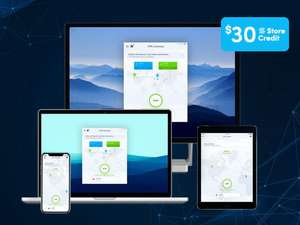 KeepSolid VPN Lifetime für 5 Geräte + $30 Store Credit