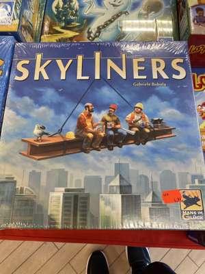 Skyliners Gesellschaftsspiel spiel bei Galeria in Saarbrücken