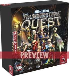 Thunderstone Quest Deutsche Ausgabe Vorbesteller Bestpreis Brettspiel