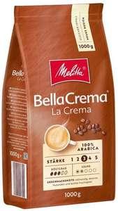 Melitta Bella Crema Kaffe 1KG versch. Sorten