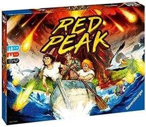 Ravensburger - Red Peak - Kooperatives Gesellschaftsspiel [Prime oder Abholstation]