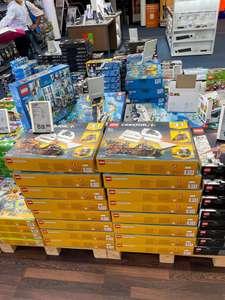 Lego 31109 3 in 1 Piratenschiff für 59,99 Lokal Saturn Wuppertal