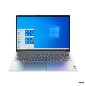 """IdeaPad 5 Pro 16"""" IPS 2560x1600 350 nits 16/512GB R5 5600H Win10Home Alu"""