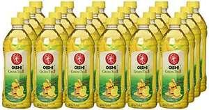 OISHI Grüner Tee Honig Zitrone, (24 x 500 ml) Amazon Prime