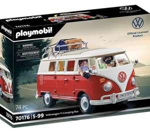 Amazon PLAYMOBIL 70176 Volkswagen T1 Camping Bus